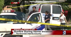 Three Armed Intruders Waste No Time In Opening Fire On Homeowner — All Three Wind Up In Hospital