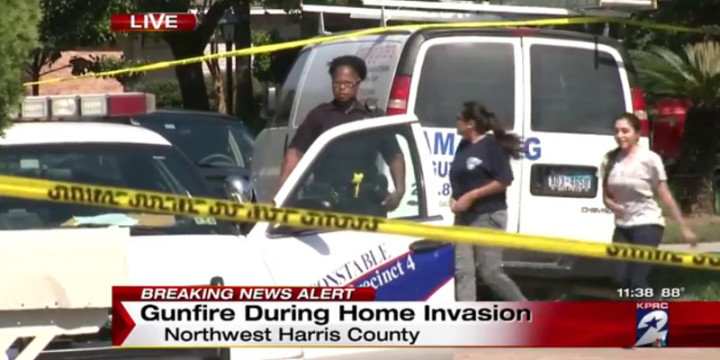 KPRC nw harris county home invasion