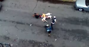 [WARNING: GRAPHIC VIDEO] Gun Free NYC Can't Save These People From Vicious Dog Attack