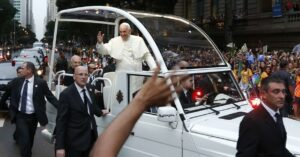 NYPD Tells Off-Duty Officers They Can't Carry At Pope Events