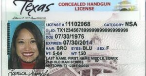 Your Texas Concealed Carry Permit Is Now A Valid Form Of ID… But Would You Actually Use It For That?
