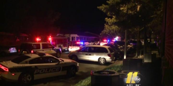 Durham burglary shooting