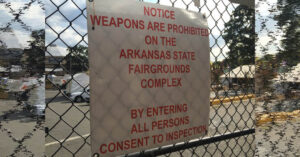 Arkansas State Fair's Ban On Firearms: Remember What Happened In North Carolina Last Year When They Tried That?