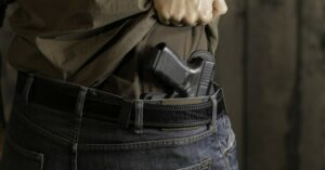 Never Forget You Have Your Firearm On You — Tip: Carry Everyday