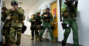 How To Distinguish Yourself From The Gunman During A Mass Shooting Event