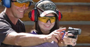 What Concealed Carry Handgun Would You Get Your Daughter In College?  We Got This…