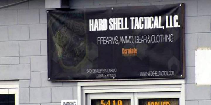 Hardshell tactical shooting