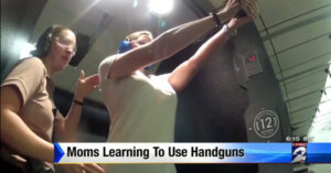 Moms Learn How To Use Handguns — Arm Up, Stand Up To Rash Of Home Invasions