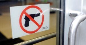 How To Talk To Businesses That Ban Guns