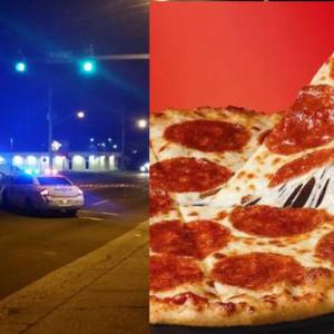 Pizza delivery driver jax fl