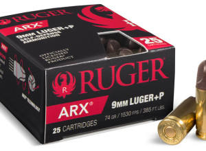 Injection-Molded Polymer And Copper Rounds — Take A Look At Ruger's New Line Of Self-Defense Ammunition