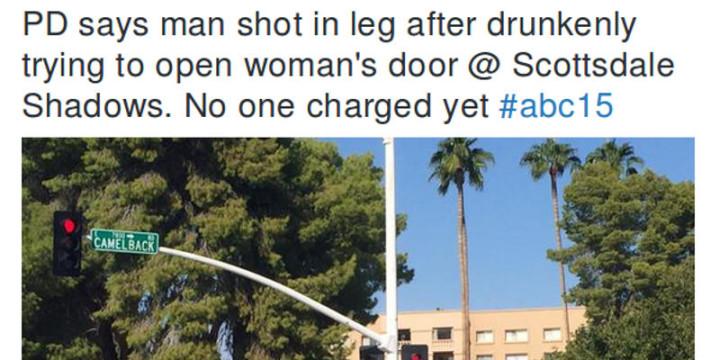 Scottsdale az apt shooting