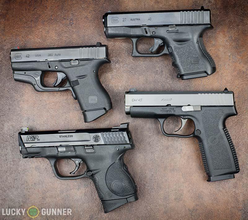 test-guns