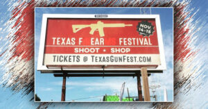 Anti Gunner LOL Of The Day: Are You Ready For The 2015 Texas F ear Festival?
