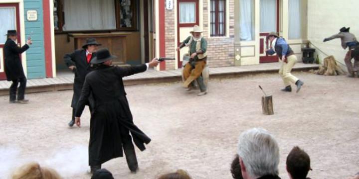 Tombstone az reenactment