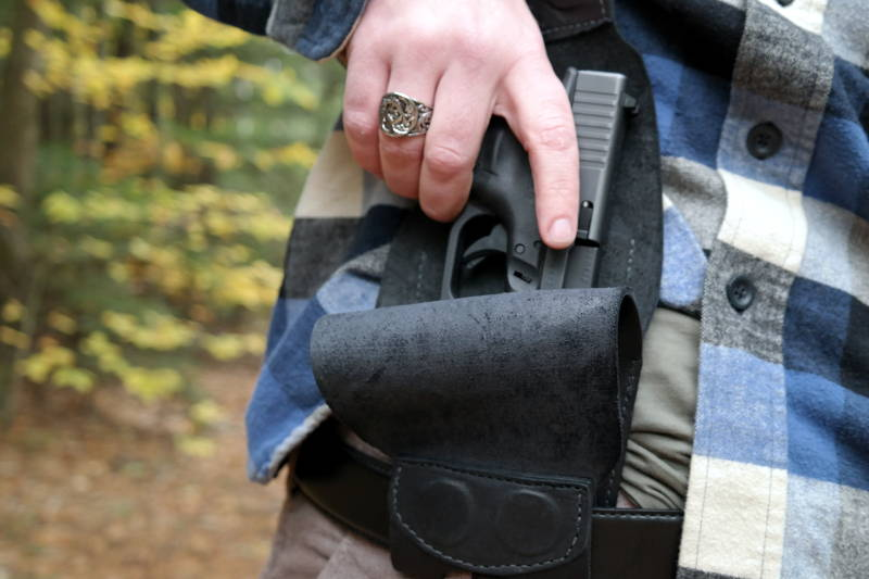 Urban carry holster - 1 1