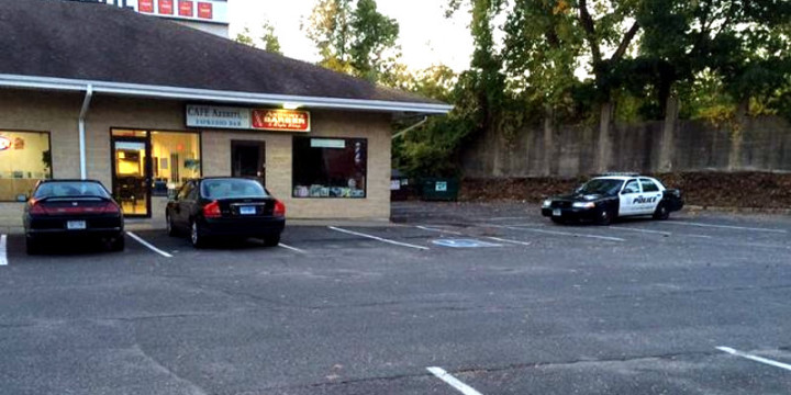 Waterbury ct cafe shooting ccw