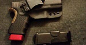 #DIGTHERIG – Bradlee and his Glock 19