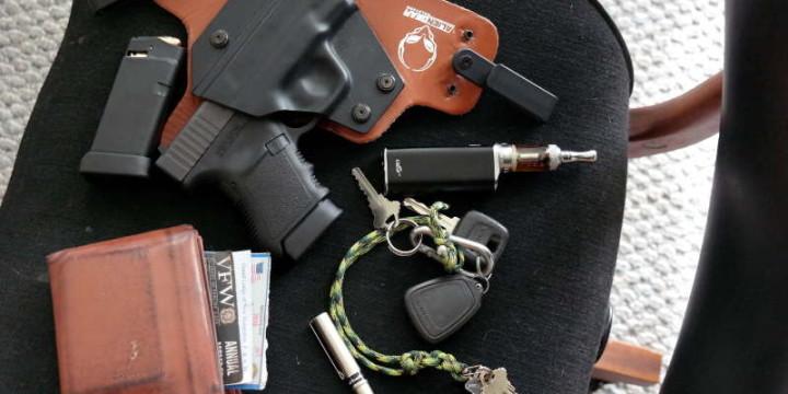Glock 36 EDC
