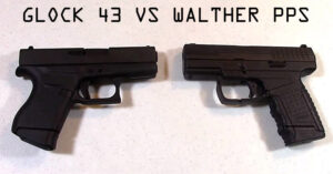 [VIDEO] Glock 43 vs Walther PPS Comparison