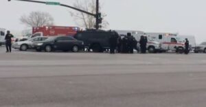 Planned Parenthood Incident: Armed Citizen Walked Up To Responding Officers With Gun On Hip, Asked If They Need Help