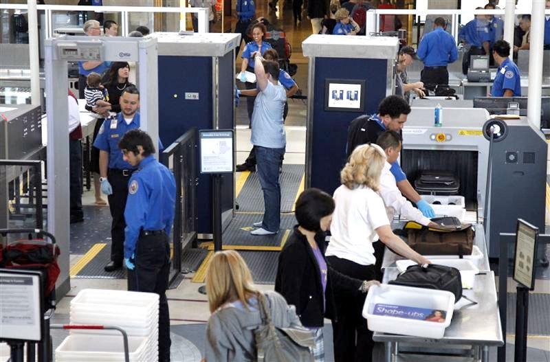 TSA-airport
