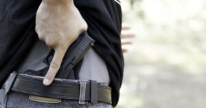 Homeowner Returns Fire On Would-be Intruders; Why It's Always Wise To Carry At Home