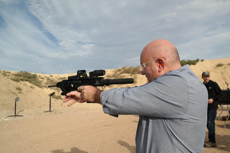 Arsenal Firearms Strike One Pistol LRC-2 kit austin texas range day