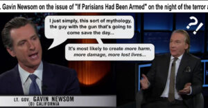 Bill Maher: Being Armed At Least Gives Citizens A Chance Against Terrorist Attacks