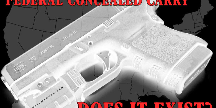 Federal ccw does it exist