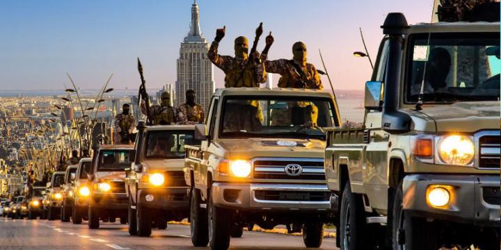 Isis convoy nyc