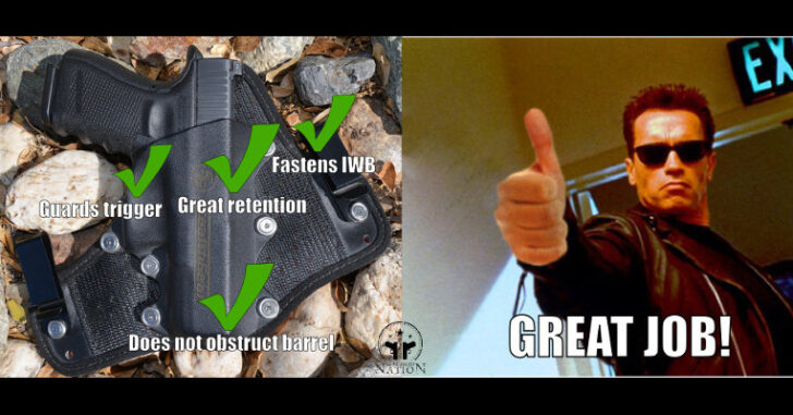 6 Ways Your Concealed Carry Holster Chooses YOU!