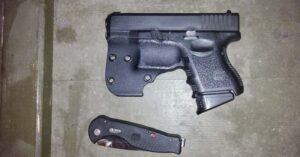 #DIGTHERIG – Michael and his Glock 26