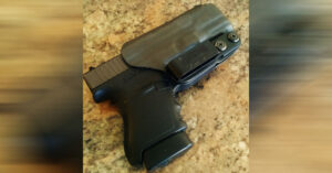 #DIGTHERIG – Michael and his Glock 36 or Glock 30