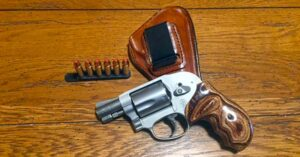#DIGTHERIG – Brian and his S&W Model 638