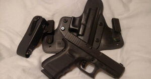 #DIGTHERIG – Monte and his Glock 19