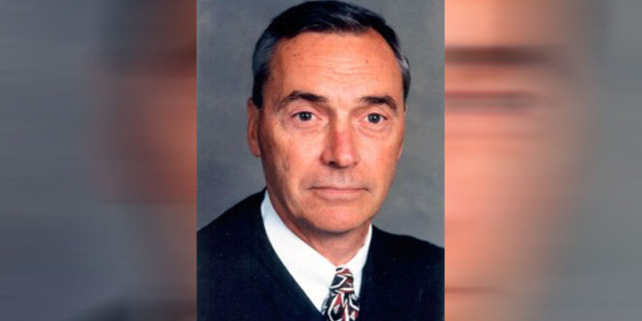 Judge Frederick Scullin