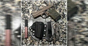 #DIGTHERIG – Jennifer and her Sig Sauer 9mm P938