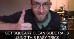 [VIDEO] Use This Trick To Get Squeaky Clean Slide Rails When Cleaning Your Pistol