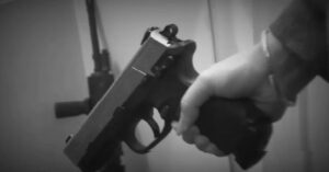 Concealed Carrier Holds Burglar At Gunpoint With Her FNX .45