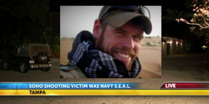 Former navy seal shot killed in self defense