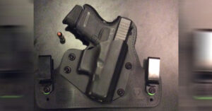 #DIGTHERIG – Steve and his Glock 27