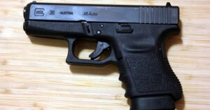 [FIREARM REVIEW] Glock 36 — Single Stack .45 ACP That Nobody's Talking About