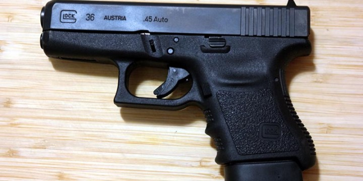 Glock 36 review concealed carry