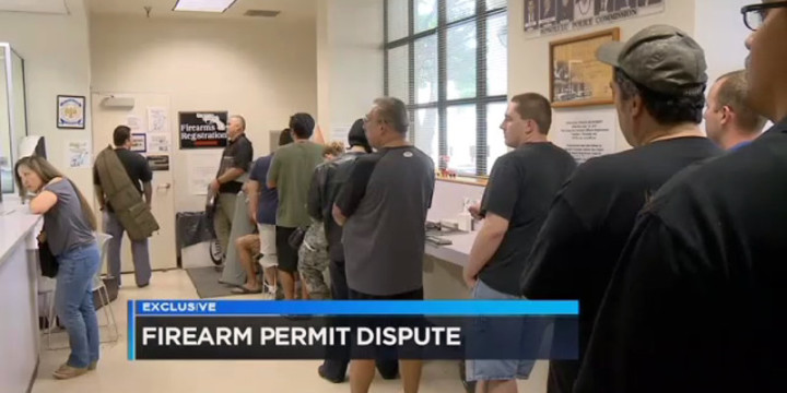 Hawaii firearms dispute