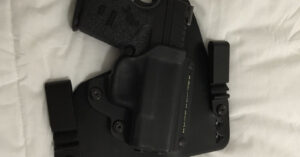 #DIGTHERIG – James and his Springfield XDs 45