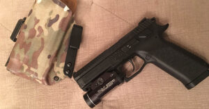#DIGTHERIG – Joe and his CZ-P09