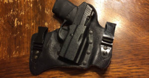 #DIGTHERIG – Steve and his Kel Tec PF9