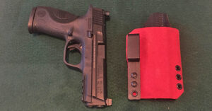 #DIGTHERIG – LeeRoy and his S&W M&P 9mm