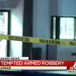 Miramr armed robbery dindu nuffin